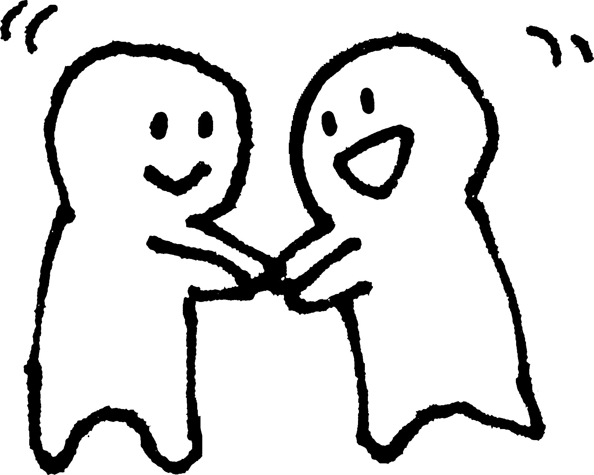 握手 挨拶のイラスト Handshake