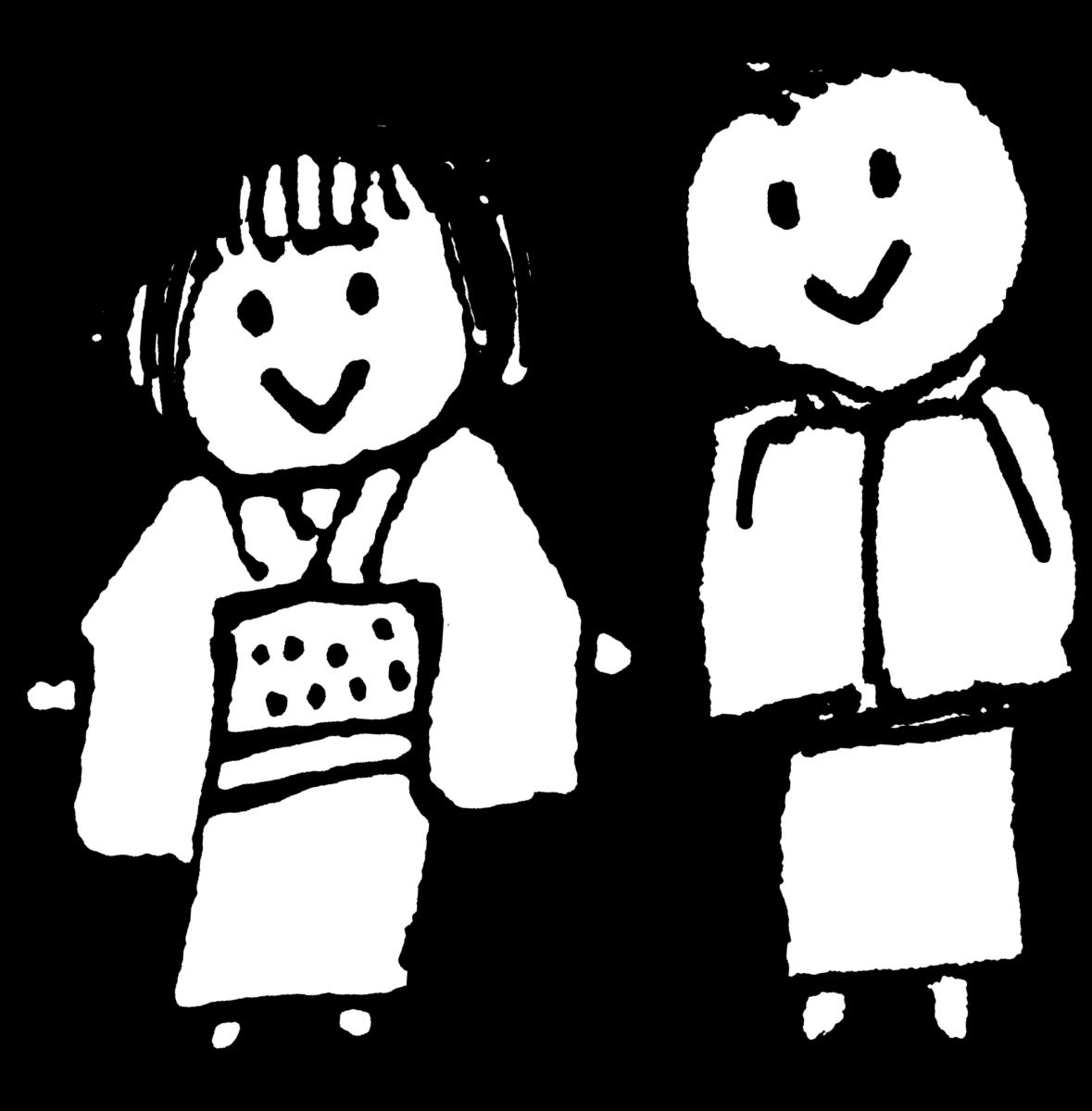 浴衣のカップルC Yukata couple